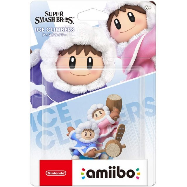 amiibo Super Smash Bros. Series Figure (Ice Climbers)