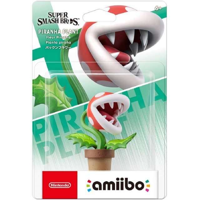 amiibo Super Smash Bros. Series Figure (Piranha Plant)