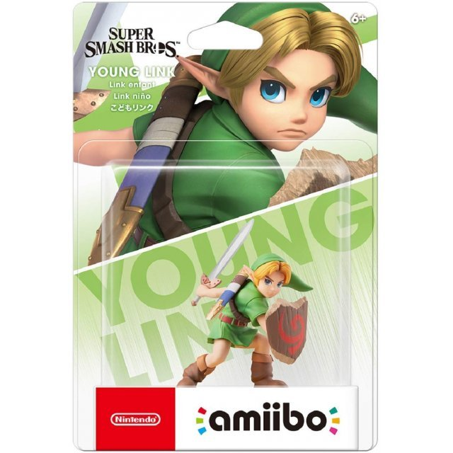 amiibo Super Smash Bros. Series Figure (Young Link)