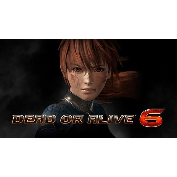 Dead or Alive 6 (Strongest Package) [Limited Edition] (English Subs)