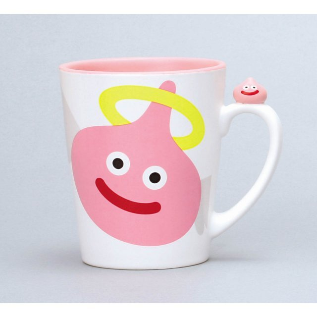 Dragon Quest Smile Slime Mug: Angel Slime