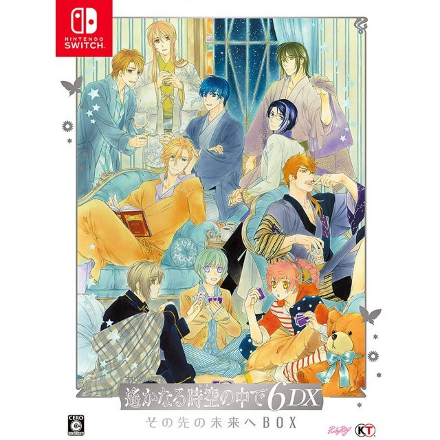 Harukanaru Toki no Naka De 6 DX (To the Future Box) [Limited Edition]
