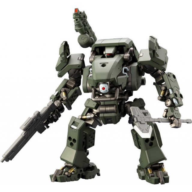 Hexa Gear 1/24 Scale Model Kit: Bulkarm Alpha Jungle Type