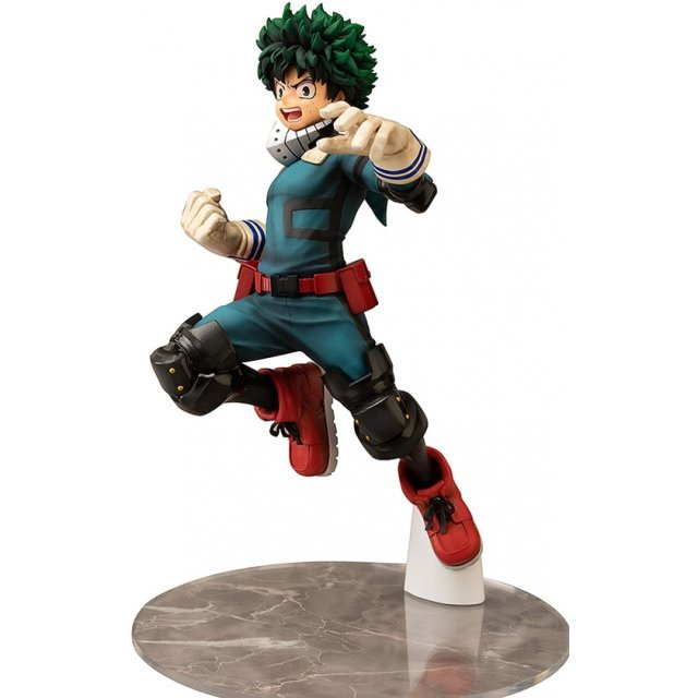 My Hero Academia 1/8 Scale Pre-Painted Figure: Izuku Midoriya