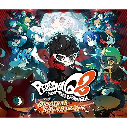 Persona Q2: New Cinema Labyrinth - Original Soundtrack