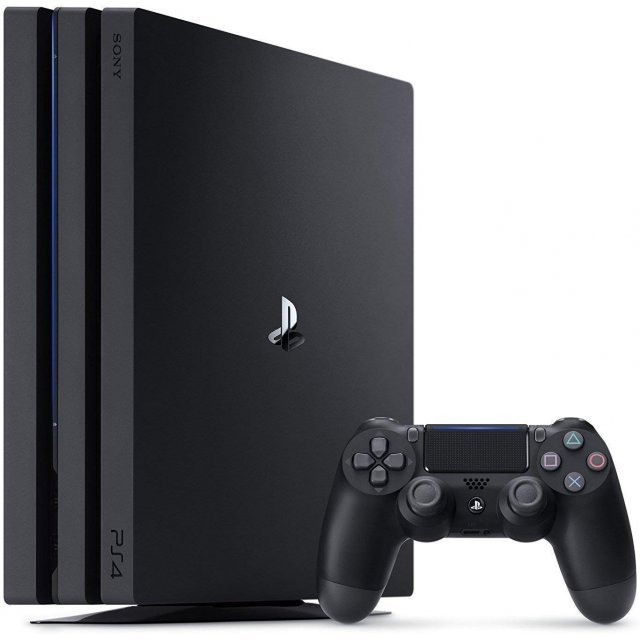 PlayStation 4 Pro CUH-7200 Series 2TB (Jet Black)