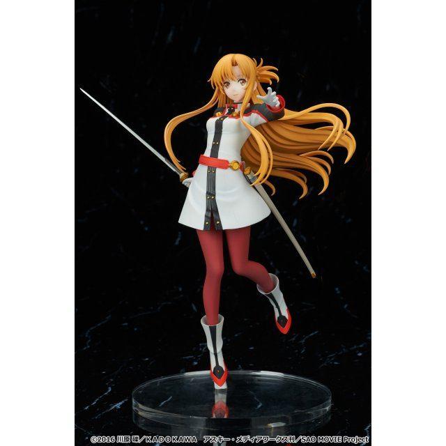 Sword Art Online the Movie -Ordinal Scale- 1/7 Scale Pre-Painted Figure: Asuna