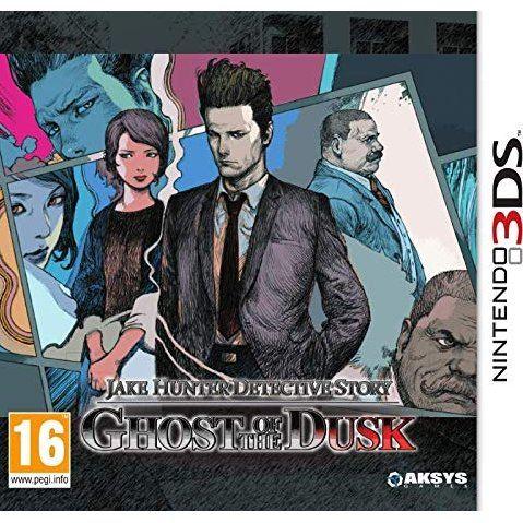 Jake Hunter Detective Story: Ghost of the Dusk