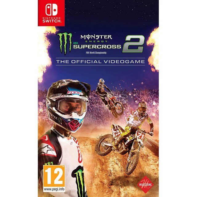 Monster Energy Supercross: The Official Videogame 2
