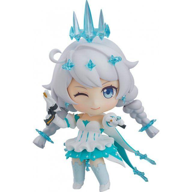 Nendoroid No. 1026 Honkai Impact 3rd: Kiana Winter Princess Ver. [GSC Online Shop Exclusive Ver.]