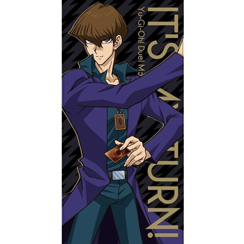 Yu-Gi-Oh! Duel Monsters - Seto Kaiba Duelist Kingdom Ver. 120cm Big Towel