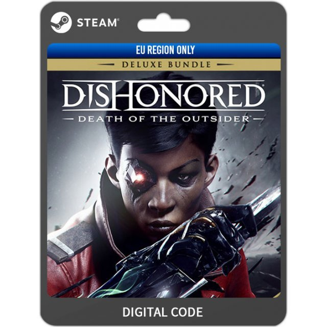 Dishonored: Death of the Outsider [Deluxe Bundle]