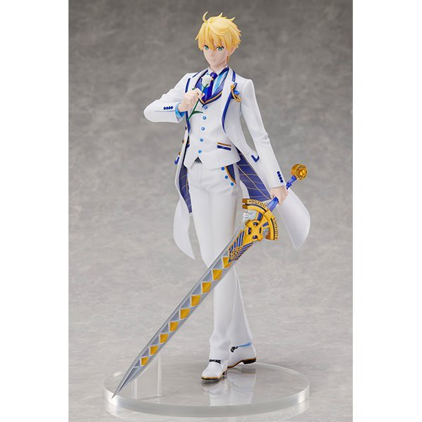 Fate/Grand Order 1/7 Scale Pre-Painted Figure: Saber Arthur Pendragon Prototype White Rose Ver.
