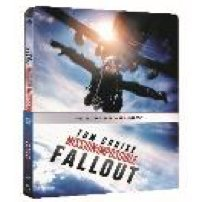Mission Impossible: Fallout (4K UHD+2D) (2-Disc) (Steelbook)