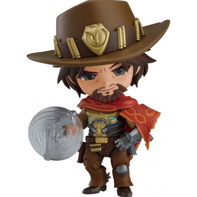 Nendoroid No. 1030 Overwatch: McCree Classic Skin Edition