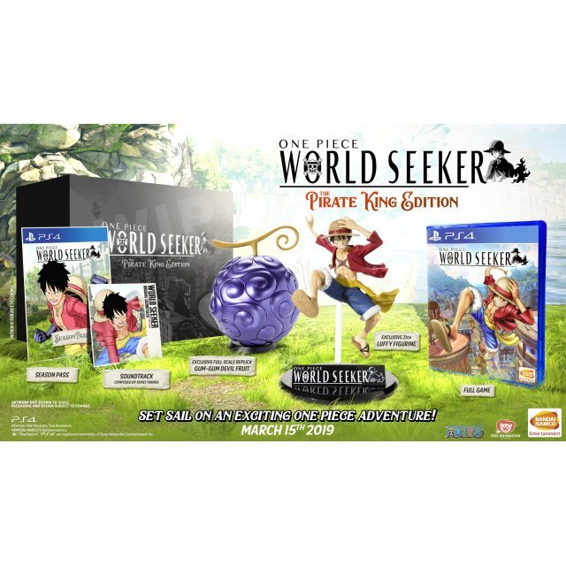 One Piece: World Seeker [The Pirate King Edition] (English)