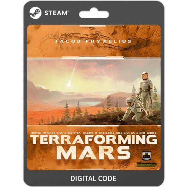 Terraforming Mars Pc Game