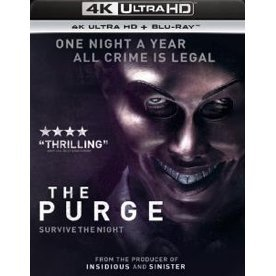 The Purge (4K UHD+2D) (2-Disc)