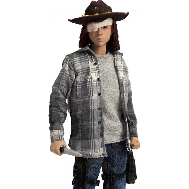 The Walking Dead 1/6 Scale Pre-Painted Action Figure: Carl Grimes