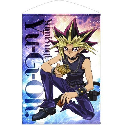 Yu-Gi-Oh! Duel Monsters B2 Wall Scroll: Yami Yugi Relax Ver. (Re-run)