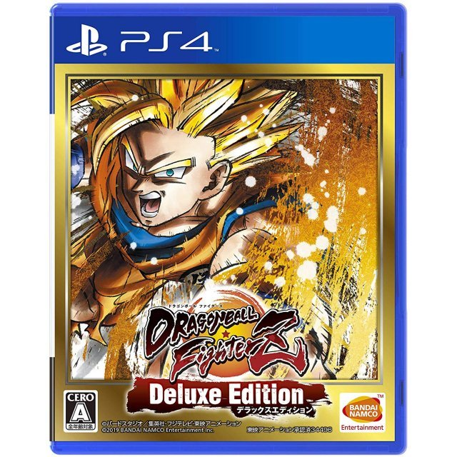 Dragon Ball FighterZ: Deluxe Edition