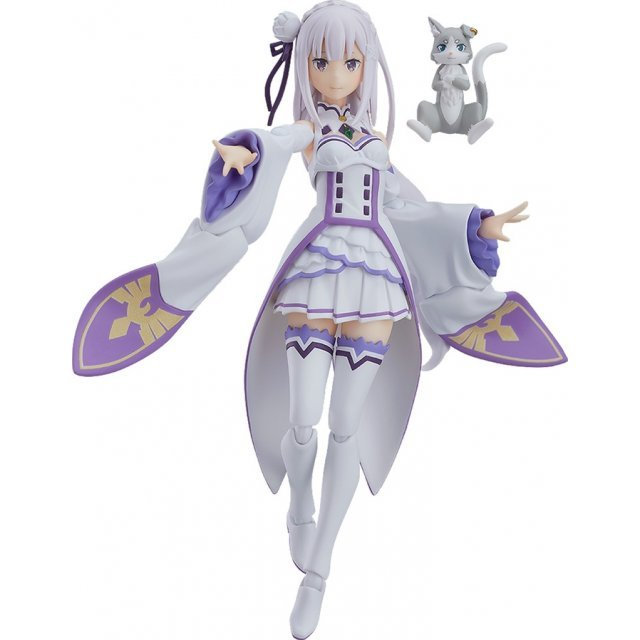 figma No. 419 Re:ZERO -Starting Life in Another World-: Emilia