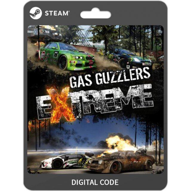 Gas Guzzlers Extreme steam digital