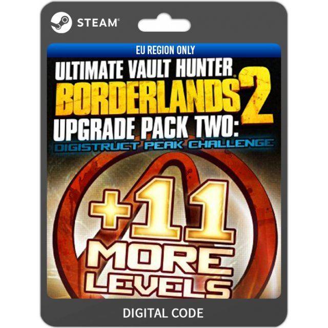 Borderlands 2 - Ultimate Vault Hunter Upgrade Pack 2 [DLC] (EU Region Only)  steam digital