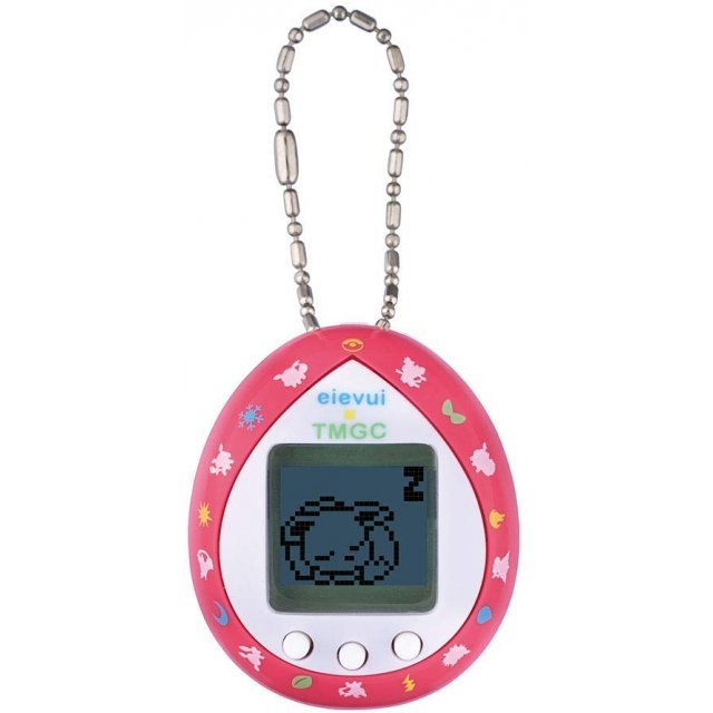 Pokemon x Tamagotchi: Eevee x Tamagotchi Colorful Friends Ver.