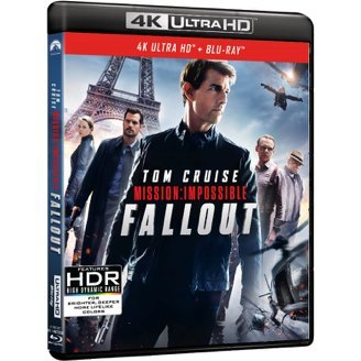 Mission Impossible: Fallout (4K UHD+2D) (2-Disc)