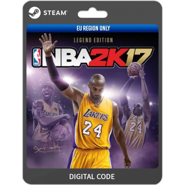 NBA 2K17 [Legend Edition] (EU Region Only)