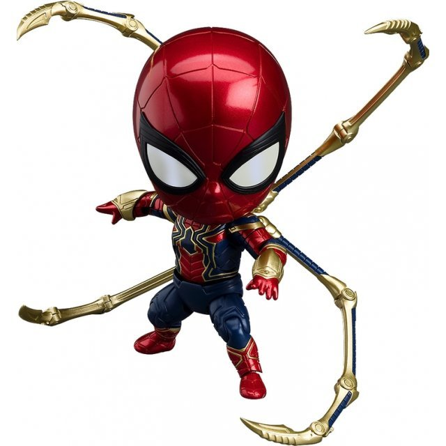 Nendoroid No. 1037 Avengers Infinity War: Spider-Man Infinity Edition