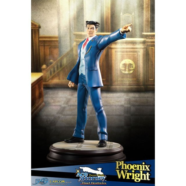 Phoenix Wright: Ace Attorney - Dual Destinies: Phoenix Wright Standard Edition