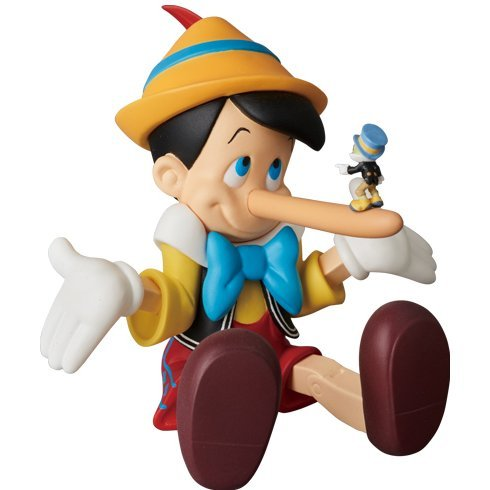 Ultra Detail Figure Disney Series 7 Pinocchio: Pinocchio Long Nose Ver.