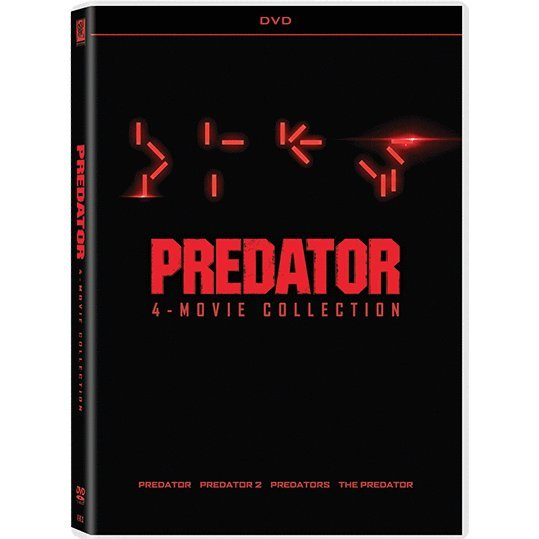 Predator (4-Movie Collection)