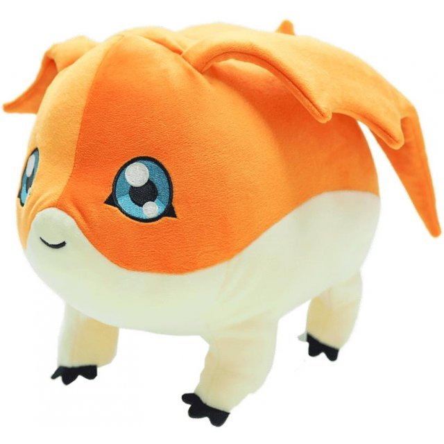 Digimon Adventure Mochifuwa Cushion DGZ01: Patamon (Re-run)