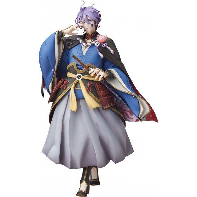 Bellissimo Touken Ranbu Online 1/8 Scale Pre-Painted Figure: Kasen Kanesada