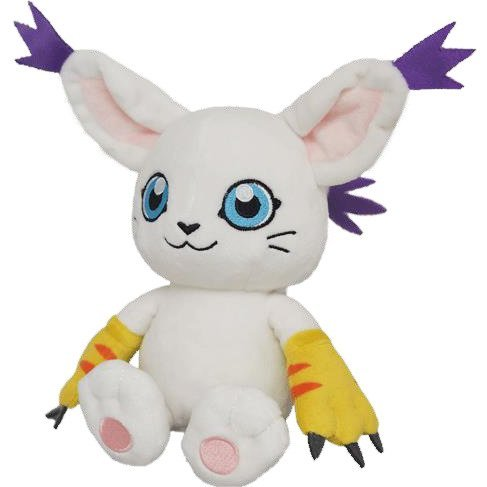 Digimon Adventure Plush DG08: Gatomon (S)