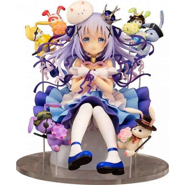 Is the Order a Rabbit? 1/7 Scale Pre-Painted Figure: Chino & Rabbit Dolls