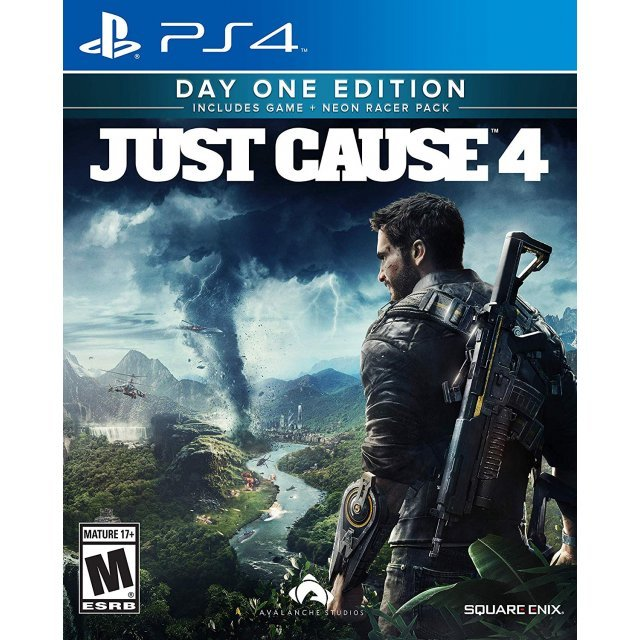 Just Cause 4 [Day One Edition] (English Subs)