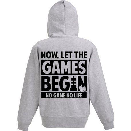 No Game No Life Hoodie