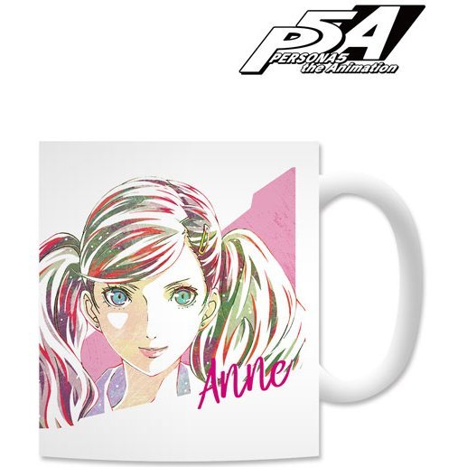 Persona5 The Animation Ani-Art Mug - Takamaki Anne