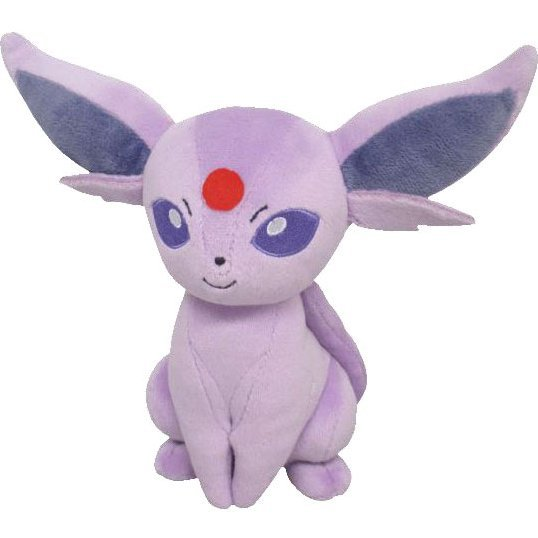 Pocket Monsters All Star Collection Plush PP121: Espeon (S)