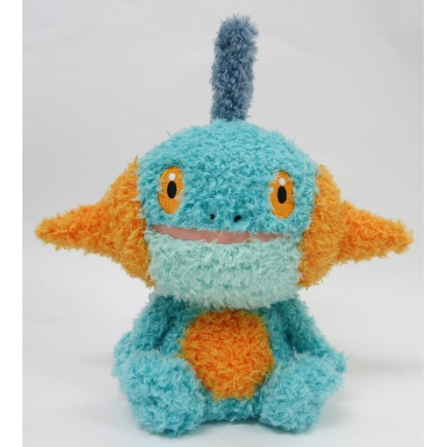 Pokemon Mokomoko Plush: Marshtomp