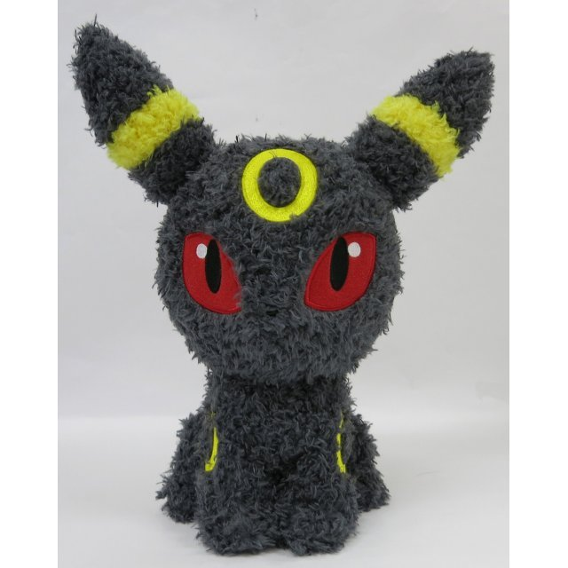 Pokemon Mokomoko Plush: Umbreon