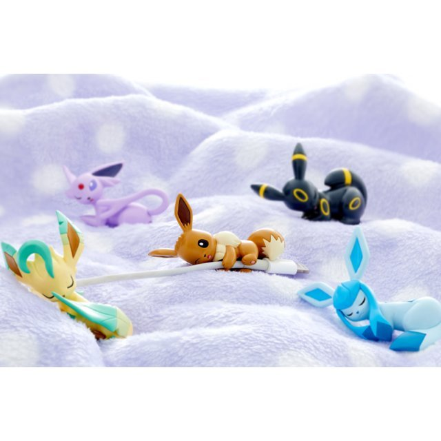 Pokemon Suyasuya on the Cable Vol. 4 (Set of 8 pieces)