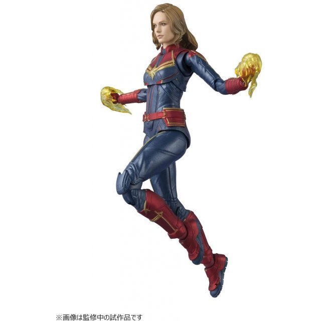 S.H.Figuarts Captain Marvel: Captain Marvel