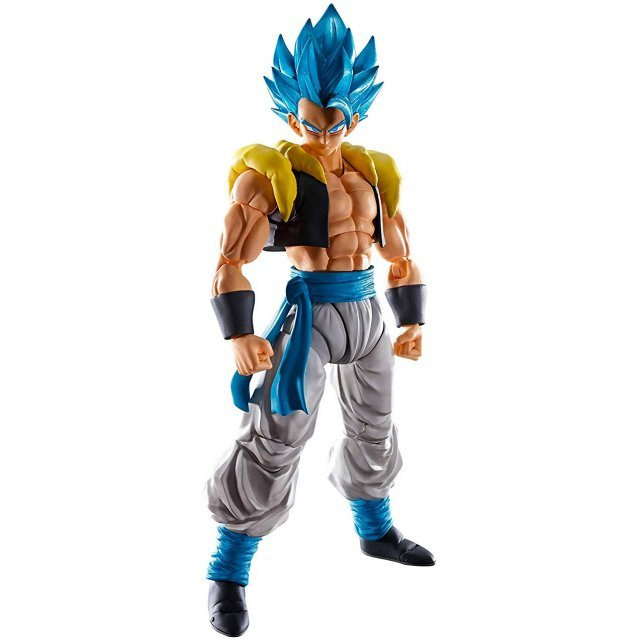 S.H.Figuarts Dragon Ball Super Broly: Super Saiyan God Super Saiyan Gogeta