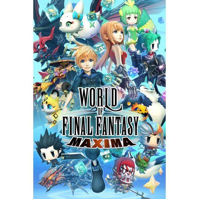 World of Final Fantasy Maxima (Multi-language)