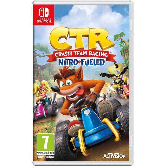 Crash Team Racing: Nitro-Refueled